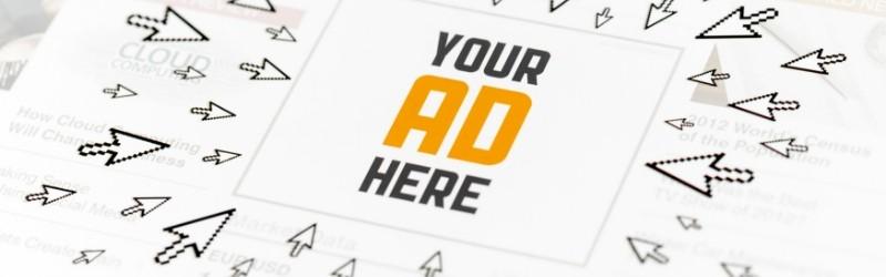 広告を掲載する